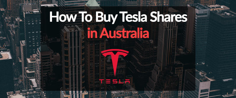 buy tesla shares australia