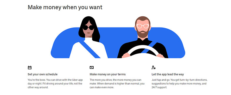 uber driver australia